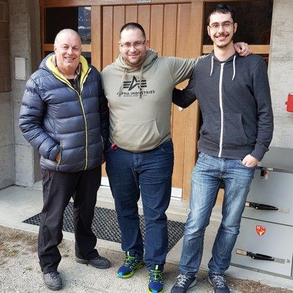 Ramon si aggiudica il tiro di carnevale 2020 per distacco davanti a Guido e Davide.